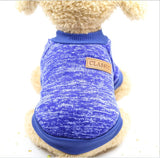Dog Sweaters Fashionable Hooded Dog Clothes Sports Hoody Jumper Puppy dogs Ja For Pet Small Big Larger Dog Coat XS-XXL - 5 / XS - 5 / S - 5 / M - 5 / L - 5 / XL - 5 / XXL