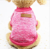 Dog Sweaters Fashionable Hooded Dog Clothes Sports Hoody Jumper Puppy dogs Ja For Pet Small Big Larger Dog Coat XS-XXL - 6 / XS - 6 / S - 6 / M - 6 / L - 6 / XL - 6 / XXL
