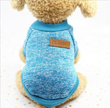 Dog Sweaters Fashionable Hooded Dog Clothes Sports Hoody Jumper Puppy dogs Ja For Pet Small Big Larger Dog Coat XS-XXL - 8 / XS - 8 / S - 8 / M - 8 / L - 8 / XL - 8 / XXL
