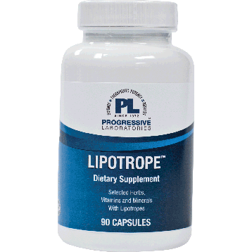 Professional Laboratories Lipotrope 90caps