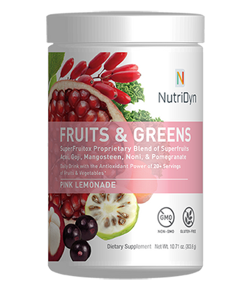 NutriDyn Fruits & Greens