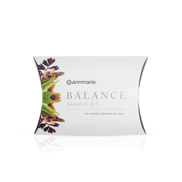 Balance for Normal & Combination Skin - Sample Kit