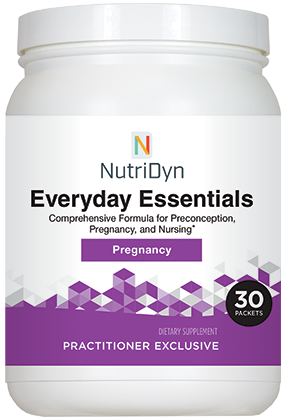 Everyday Essentials Pregnancy Vitality Pack