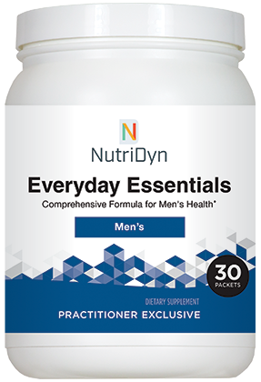 Everyday Essentials Men's Vitality Pack