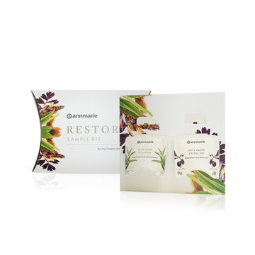 Restore for Dry and Mature Skin - Sample Kit