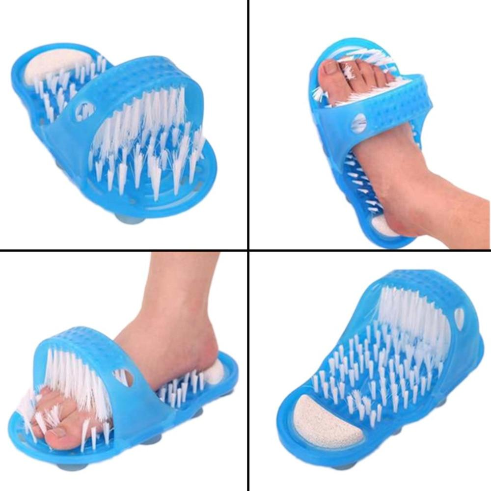 The Foot Cleaner, shower foot scrubber, foot cleaner, feet cleaner, foot pumice, foot odor clean, foot massage, foot care product, foot brush, foot wash, feet wash, clean foot, best foot cleaner, athletes foot