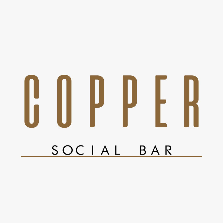 COPPER SOCIAL BAR