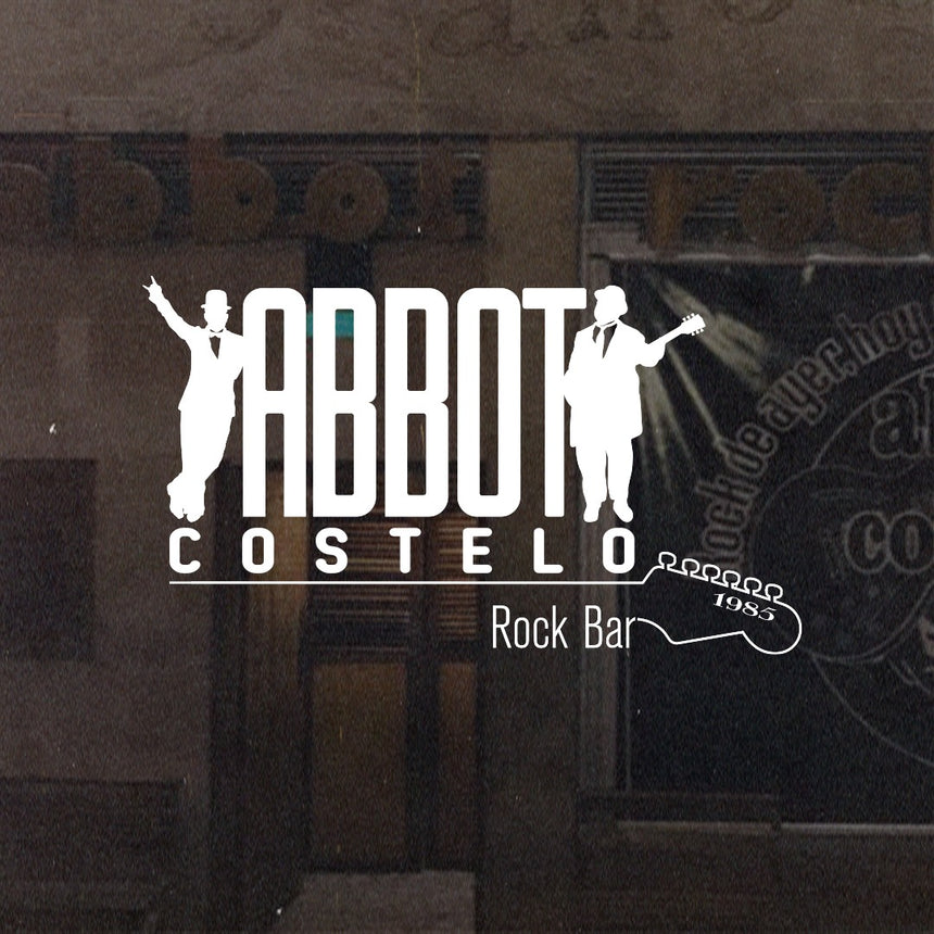 ABBOT Y COSTELO ROCK BAR
