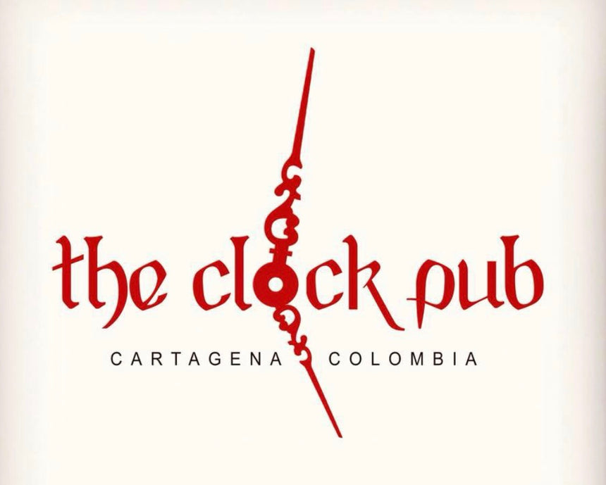 The clock pub