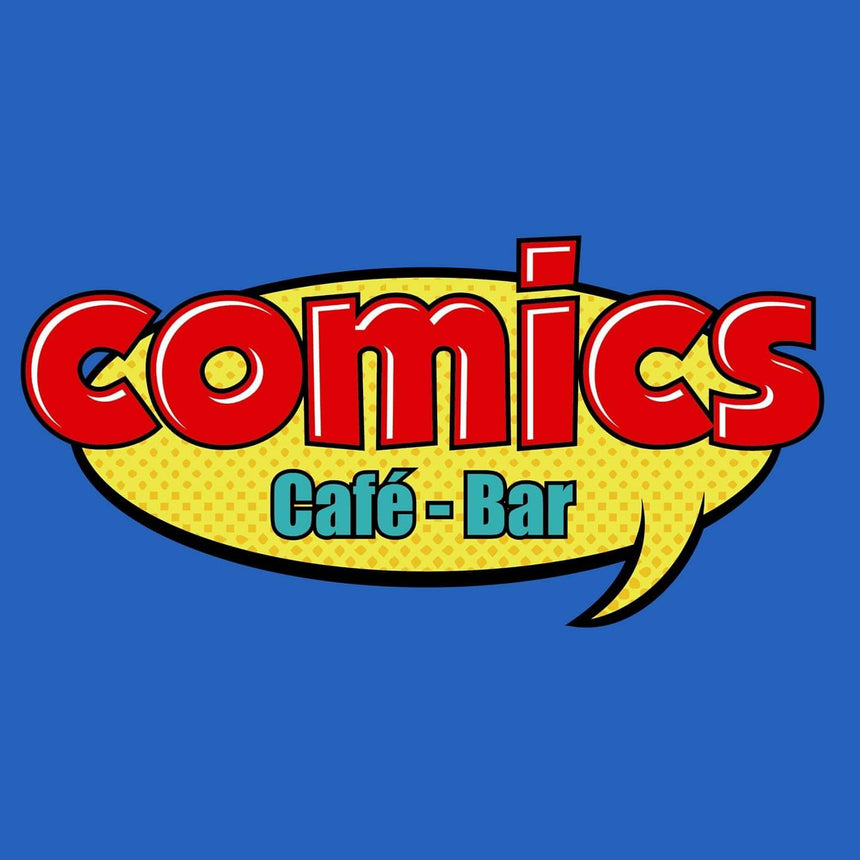 Cómics café bar