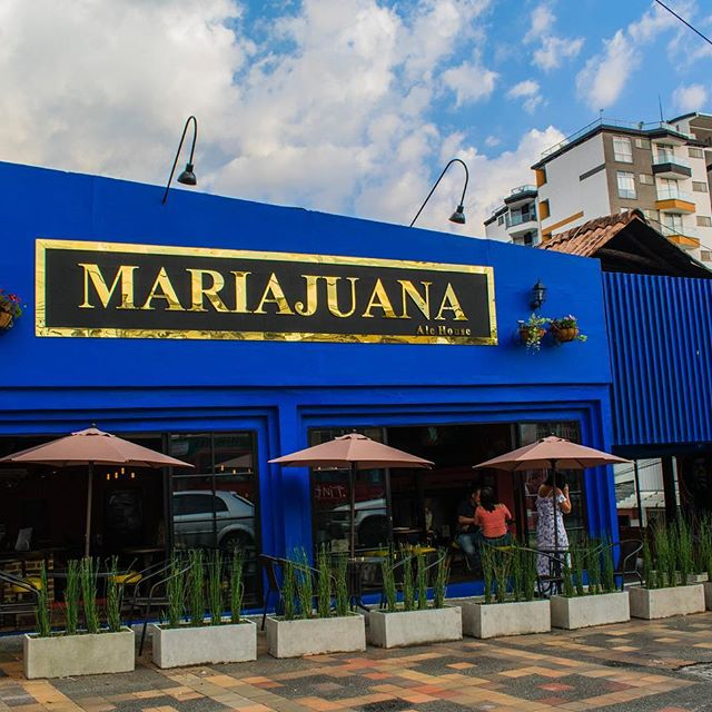 Mariajuana Ale House Cafe