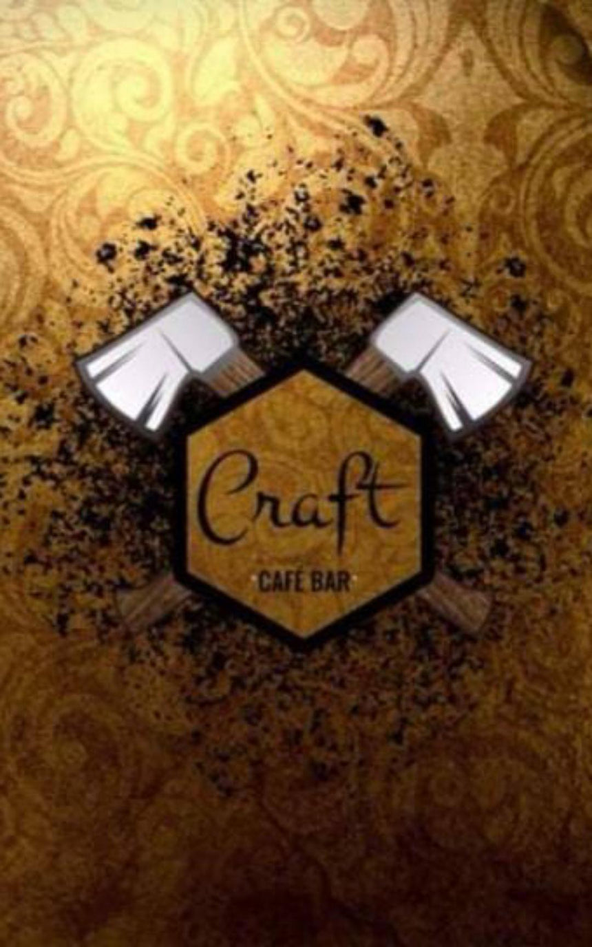 Craft Café Bar