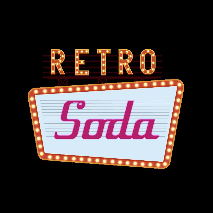 Soda Bar Retro