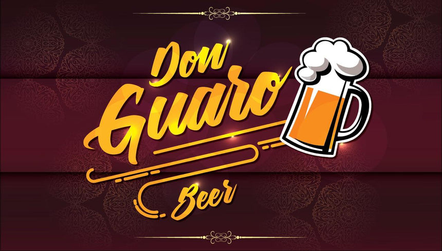 Don Guaro Beer