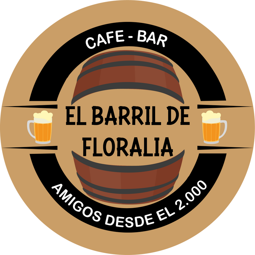 Cafe Bar el Barril de Floralia