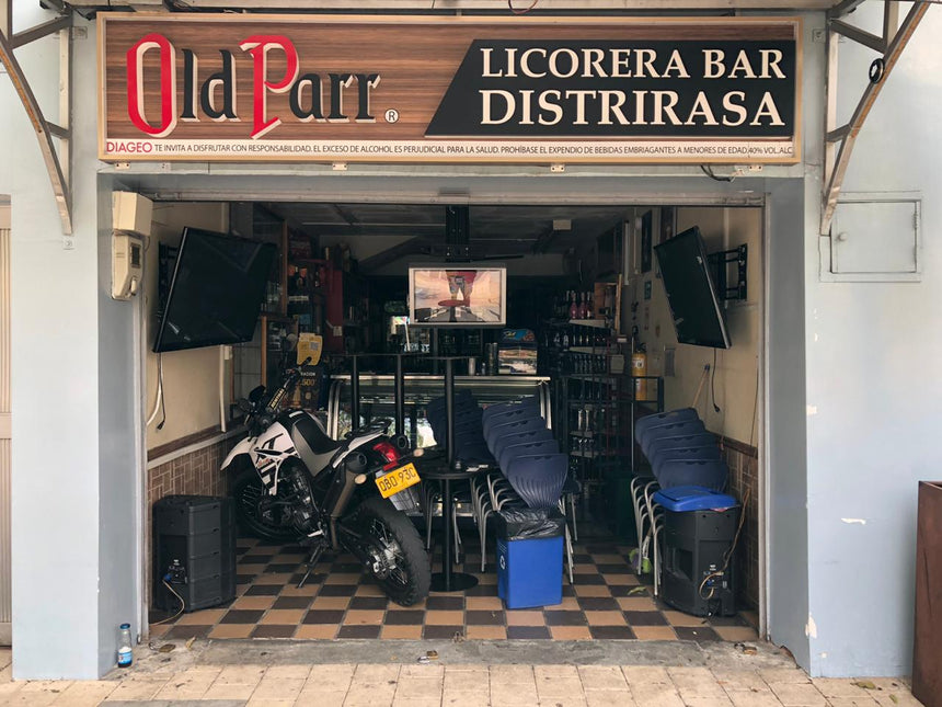 licorera bar distrirasa