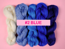 Load image into Gallery viewer, Fibre Packs - Australian Merino Wool Top Roving 19 Microns