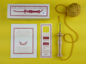 Oxford Punch Needle #10 Regular