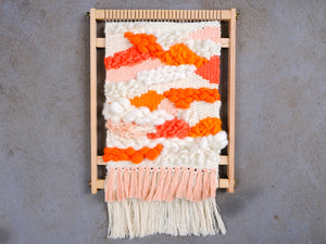 Harvest Weaving Kit with Medium Loom