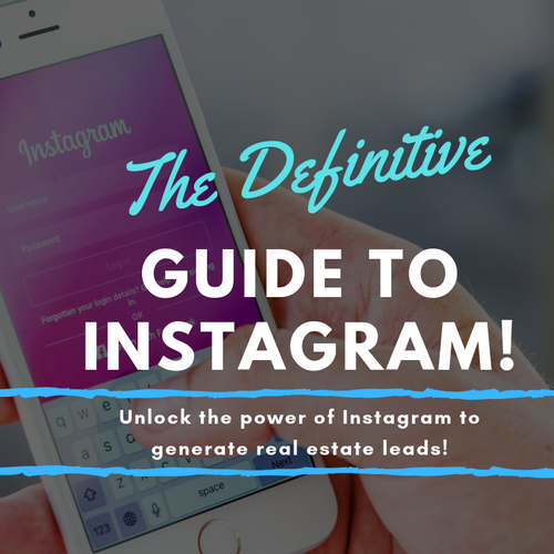The Definitive Guide To Instagram For Realtors E-book - Best Real Estate Store