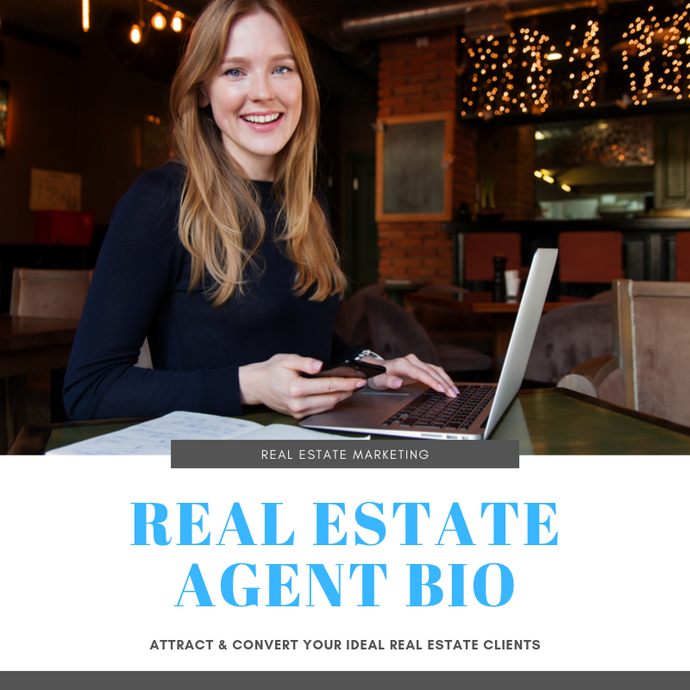 Professional Real Estate Agent Bio - Best Real Estate Store