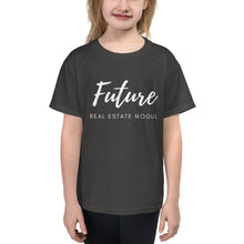 Load image into Gallery viewer, Future Real Estate Mogul Youth Short Sleeve T-Shirt - Best Real Estate Store