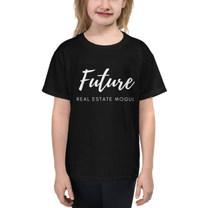Future Real Estate Mogul Youth Short Sleeve T-Shirt - Best Real Estate Store
