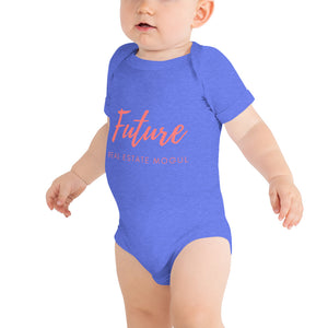 Future Real Estate Mogul Baby Onesie - Best Real Estate Store