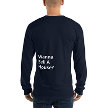 Load image into Gallery viewer, Self-Made In Real Estate Long sleeve t-shirt - Best Real Estate Store