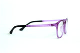 Parker Frame- Size 45, Bright Purple