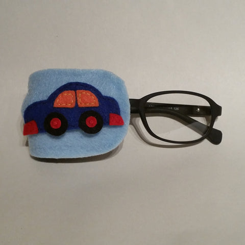 Fast Car Eye Patch