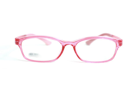 Reagan Frame- Size 45, Bright Pink