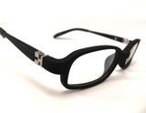 Riley Frame- Size 42, Black