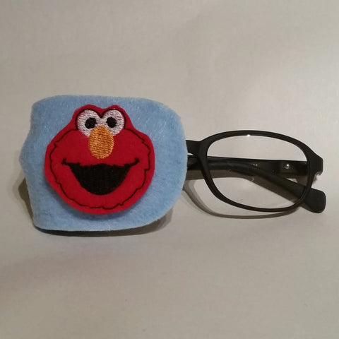 Elmo Eye Patch