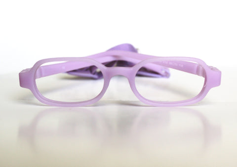Harper Frame - Size 39, Light Purple