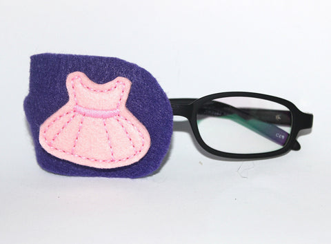 Ballerina Eye Patch