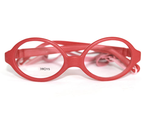 Charlie Frame- Size 39, Soft Red