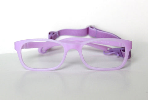 Wyatt Frame - Size 44, Light Purple