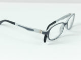 Riley Frame - Size 44, Gray*Light Gray