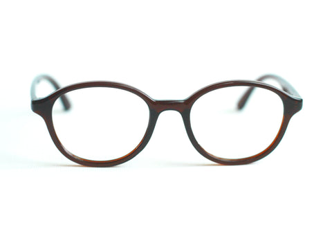 Reese Frame- Size 42, Dark Brown