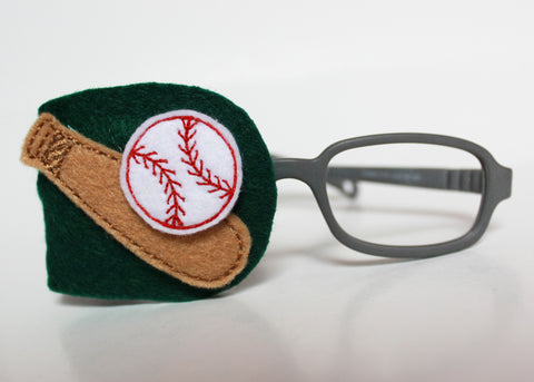 Baseball Eye Patch