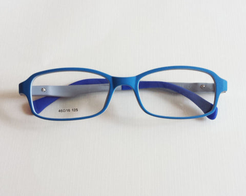 Riley XL Frame- Size 46, Blue*Gray