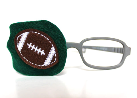 Football Eye Patch