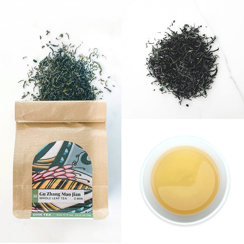 Gu Zhang Mao Jian Green Tea