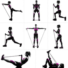 Load image into Gallery viewer, Professional Fitness & Resistance Bands (Yoga/Gym/Arm Trainer)