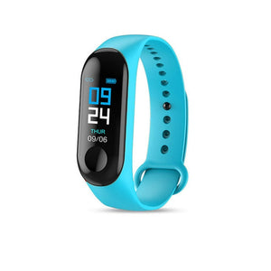 Smart Watch with Fitness Tracker and Heart Rate Monitor (Waterproof)