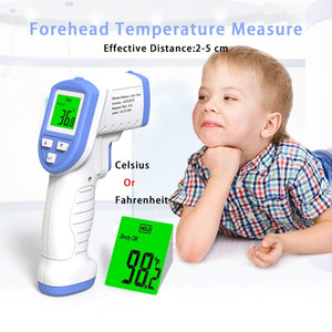 Handheld Digital Infrared Non-Contact Thermometer