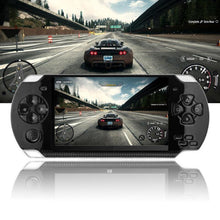 Load image into Gallery viewer, Handheld Game Console (4.3 inch) 8G - MP3 MP4 MP5 Player, Support for PSP Game, Camera, Video, & E-book