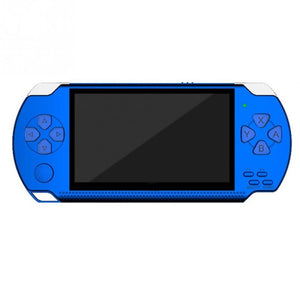 Handheld Game Console (4.3 inch) 8G - MP3 MP4 MP5 Player, Support for PSP Game, Camera, Video, & E-book