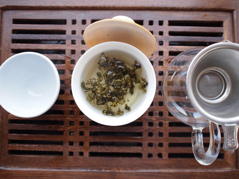 "Tieguanyin, Competition ""Monkey Picked"""